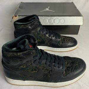 "Nike Air Jordan 1 High Retro ""Premier Laser"" 2008"